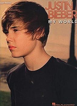 Justin Bieber - My World  Easy Piano