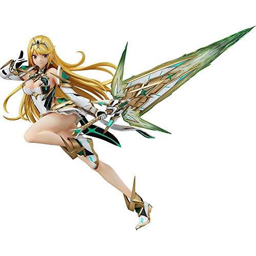 Xenoblade Chronicles 2: Mythra Action Figur 1: 7 Scale PVC Figma