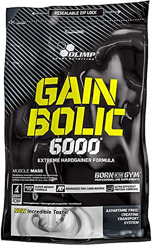 Olimp Sport Nutrition Gain Bolic 6000 Cookies and Cream, 1 kg
