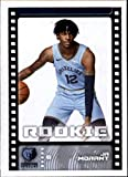 2019-20 Panini Basketball Stickers #382 JA Morant RC Rookie Memphis Grizzlies Official NBA Sticker Collection Album Peelable Card (Paper thin and approx 1.5 by 2.5 inches)