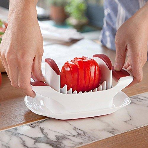 Zyliss Tomato Slicer, White
