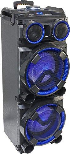 Ibiza 17-2660 STANDUP-DJ-MKII Portable Sound Box