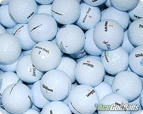 100 Wilson Golf Balls