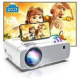 Proiettore Portatile, Videoproiettore Wifi Luminosità 6000, Supporta 1080p Full...