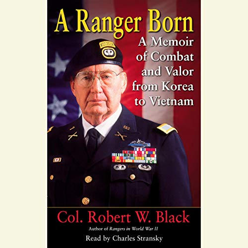 A Ranger Born cover art