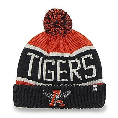"47 Brand ""Calgary"" Cuff Beanie Hat with POM POM - NCAA Cuffed Knit Cap"