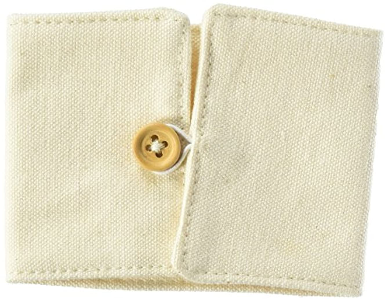 Maya Road Alterable Canvas Cuff with Elastic Loop & Button-7.1
