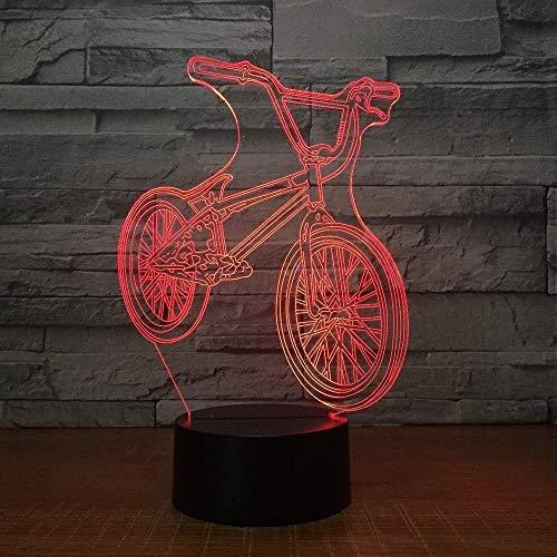 Led-nachtlampje voor op de fiets, in 7 kleuren, touch-ledlamp, tafellamp, slaapkamer, nachtlampje, vrienden, geschenk, druppels, shippingneonlamp