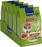 Vitakraft Menu - Alimentation complète pour Hamster - Lot de 5...