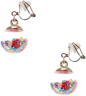 80b99a2cfe355 Amazon.co.uk: Clip-on - Earrings / Girls: Jewellery
