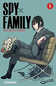 Spy x Family Edition simple Tome 5