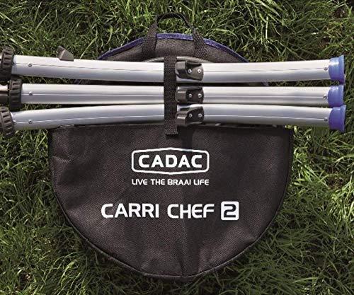 Cadac Carri Chef 2 BBQ and Chef Pan Combo