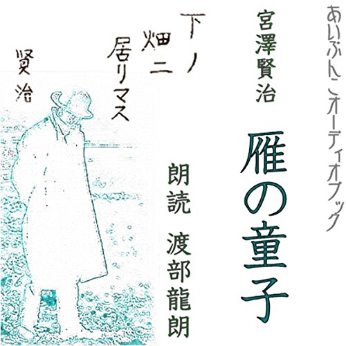 『雁の童子』のカバーアート
