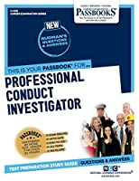 Professional Conduct Investigator (Career Examination)