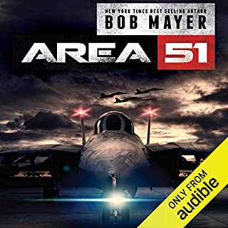 Area 51 audiobook cover art