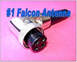 Falcon Fc4rb, 4 Pin Right Angle Microphone Plug End Cb and Ham Radio