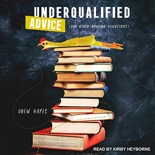 Underqualified Advice cover art