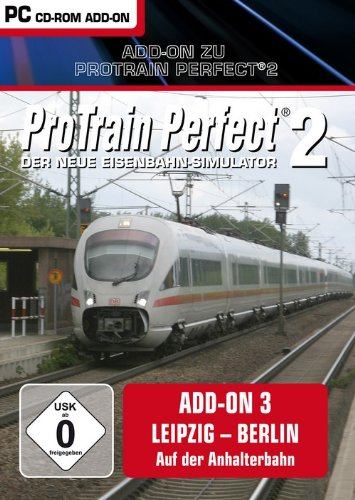 Pro Train Perfect 2 - AddOn 3 Leipzig - Berlin - [PC]