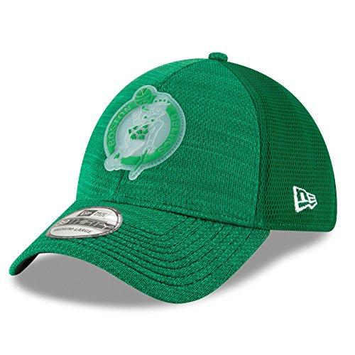 New Era Boston Celtics NBA 3930 39THIRTY Flexfit Cap Hat (S/M)