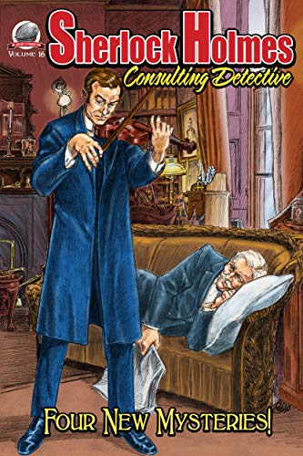 Sherlock Holmes Consulting Detective Volume 16 (English Edition)