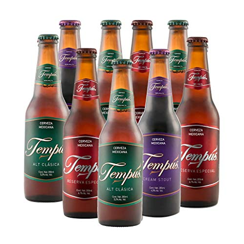 Cerveza Artesanal Tempus Mixta 18 Pack Botella 355 Ml