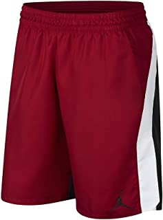 Nike Men's 23 ALPHA DRY GRAPHIC Shorts, Multicolour (Gym Red-white-black )Size  X-Large