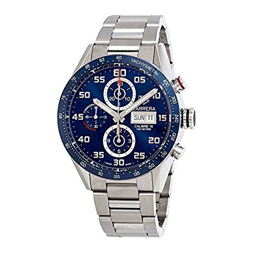 TAG Heuer Carrera Homme 43mm Saphire Automatique Montre CV2A1V.BA0738