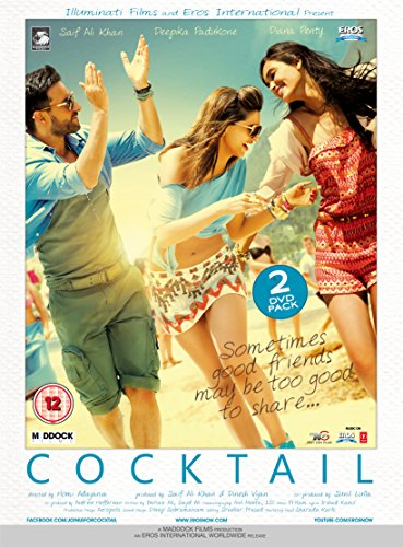 Cocktail - DVD - All Regions - S...
