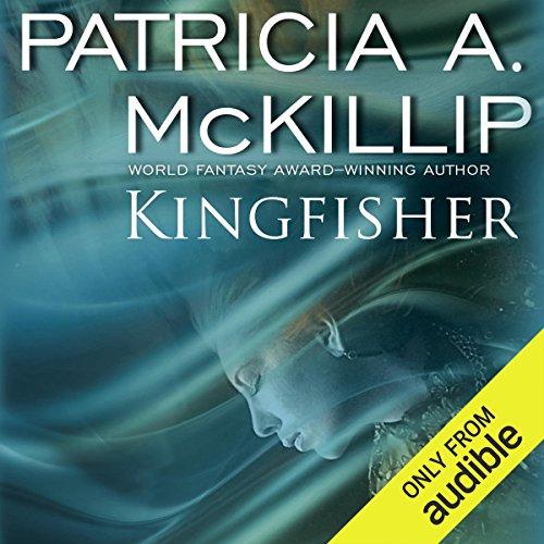 Kingfisher audiobook cover art