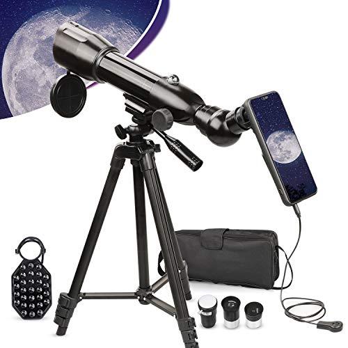 telescopio lunar de la marca BNISE