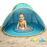 MULGORE Tent Play Tent Canopy Tent Baby Beach Tent Portable Lightweight Pop Up