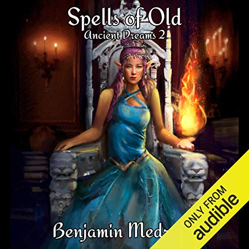 Spells of Old audiobook cover art