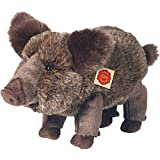 Hermann Teddy Collection 908319 - Plüsch-Wildschwein, 30 cm