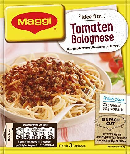 Maggi fix und frisch Tomaten Bolognese, 52 g