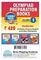 Olympiad Preparatory Books -Combi pack-1-2019 Edition