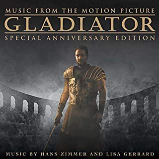 Gladiator - Music From The Motion Picture  [Special Anniversary Edition] (B000ALLLDO) | Amazon price tracker / tracking, Amazon price history charts, Amazon price watches, Amazon price drop alerts