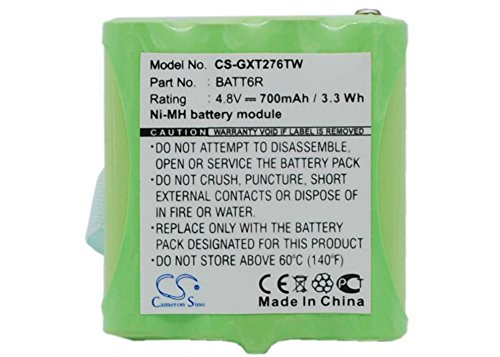 Two-Way Radio Battery,Compatiable for Uniden GMR1038 GMR1048 GMR1438 GMR1448 GMR2059 GMR2089 GMR2099 GMR2889-2CK GMR635 GMR645 GMR680 GMR85 GMR895 GMRS380
