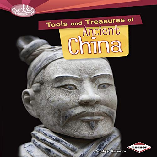 Tools and Treasures of Ancient China cover art