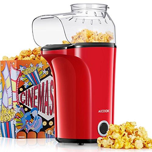 macchina popcorn, Aicook 1400W...