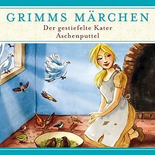 Der gestiefelte Kater/ Aschenputtel (Grimms Märchen) Titelbild