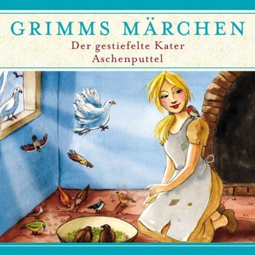 Der gestiefelte Kater / Aschenputtel cover art