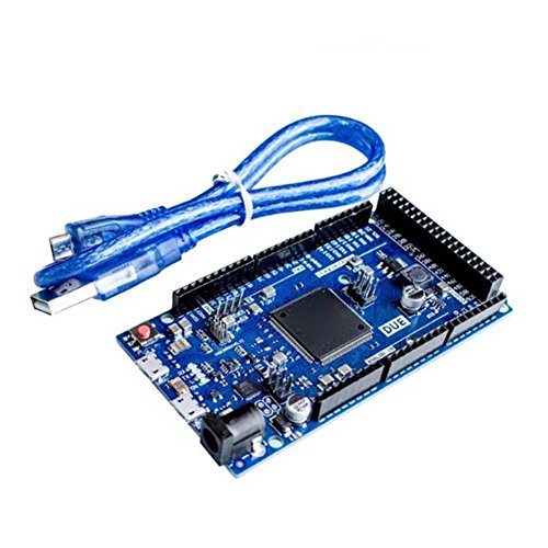 Wildlead Scheda DUE 2012 R3 SAM3X8E Modulo scheda di controllo ARM Cortex-M3 a 32 bit per Arduino