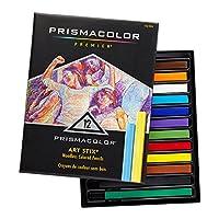 プリズマカラー・アートスティックス (軸なし)色鉛筆 12色セット