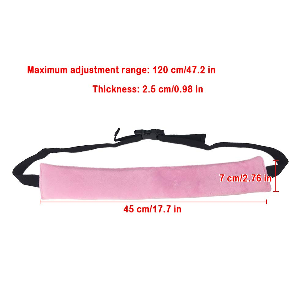 High Chair Straps, Universal Baby Safety Strap, Highchair Harness for Infant&Toddler's(Pink)