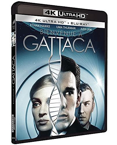 Bienvenue à Gattaca [4K Ultra HD + Blu-Ray]