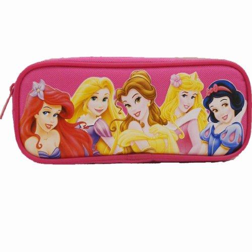 1 X Dark Pink Disney Princess Pencil Case