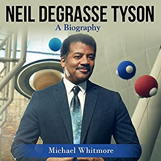 Neil deGrasse Tyson: A Biography cover art