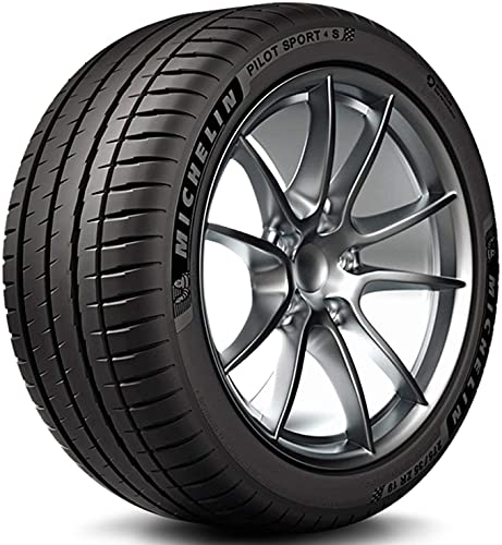 MICHELIN Pilot Sport 4 S Performance Radial Tire-255/35ZR18/XL 94Y
