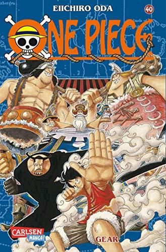 One Piece 40: Piraten, Abenteuer und der größte Schatz der Welt!