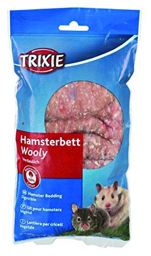 Trixie 60712 Hamsterbett Wooly, 20 g, braun